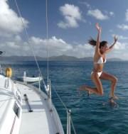 Sail travel Cabin charter 1