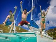 SailTravel cabin charter 2