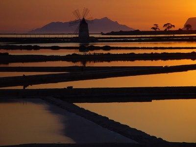 Marsala-tramonto
